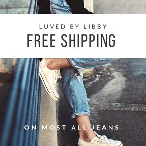 Free Shipping on Jeans
